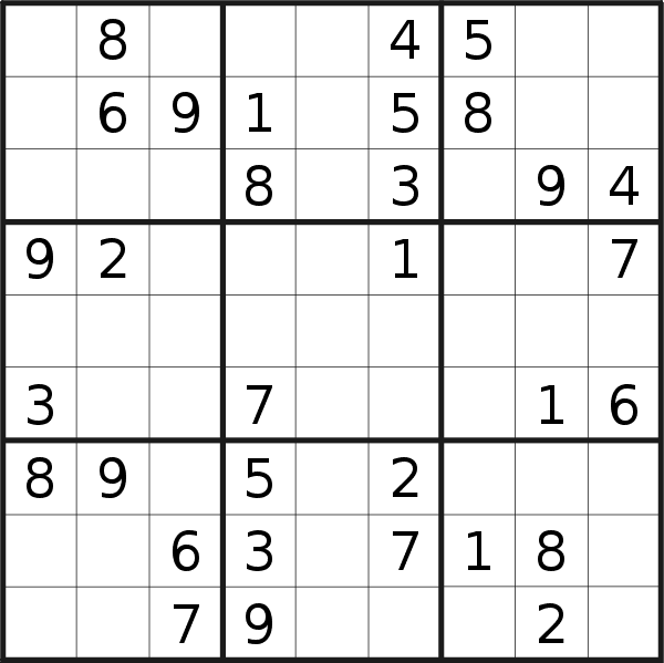 Today's puzzle