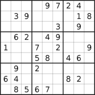 Very Easy Sudoku Printable Very Easy Sudoku Puzzl...